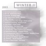 WINTER II (2003)