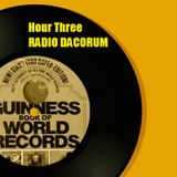 Guinness Record attempt Hour THREE 30th July 2017 Radio Dacorum