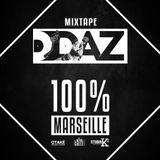 DJ Daz présente 100% Marseille