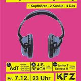 AdT - KFZ Kopfhörer Party 07.12.2012 (HipHop)