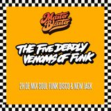 Master Blaster 2h de mix by The 5 Deadly Venoms of Funk