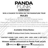 Venice - Panda Funk Submission