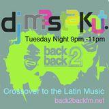 Crossover to the Latin Music /B2B DJ Mastakut 2018.02.06