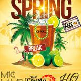 #MixMondaysLive 4|Spring Break Mix|Moombah, EDM, Throwbacks, Open Format I #QNC
