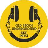 Old Skool Underground Warehouse Mix 4-9-16