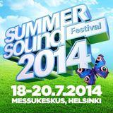 Jeremy Folderol live @ Summer Sound Festival 2014