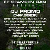 FF Stampen Dan 2014 - Dj DexDen