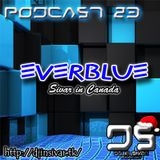 DS (DJ IN SIVAR) PODCAST 23 - EVERBLUE