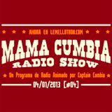 Mama Cumbia Radio Show #4
