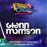 Glenn Morrison - Live At Frosh Circus, Waterloo September 6 2014