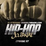 Hip Hop Journal Episode 7 w/ DJ Stikmand