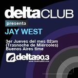 Delta Club presenta Jay West (22/12/2011)
