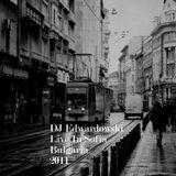 Edwardowski - Live in Sofia, Bulgaria 2011