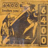 Club 6400 Live on 93Q, 1988 side A