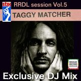RRDL Session vol.5: Taggy Matcher (Stix Records)