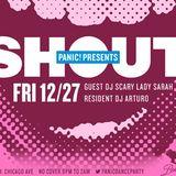 SHOUT promo mix