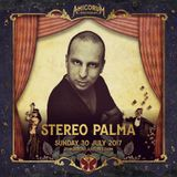 Stereo Palma Mix Sensation Podcast Episode #102 LIVE at Tomorrowland 2017 / Sound of Tomorrow Stage