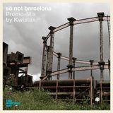 Só Not Barcelona - Kwistax Mini-Promo-Mix