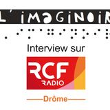 Interview sur RCF Drôme