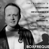Pete Rann live on Box Frequency FM - September 2015