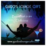 Guido's Lounge Cafe Broadcast 0184 Chillicious (20150911)