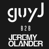 Jeremy Olander B2B Guy J - Live @ CRSSD Fall Festival (San Diego, United States) 30-Sep-2018
