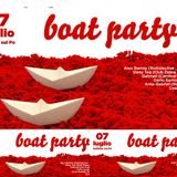 Dany Teq & Boat Party_07.07.2012