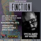 The Function (Episode 45) with guest Kap Kallous