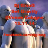GinaG Set GRAVITY PARTY @Venue Cologne 15.11.14