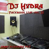 Dj Hydra sesión en directo - Facebook Live vol.13