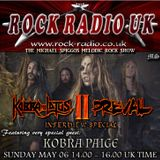 The Michael Spiggos Melodic Rock Show feat. Kobra Paige (Kobra And The Lotus) 06.05.2018