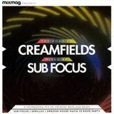 Sub Focus Mixmag Cover mix Sept 2012
