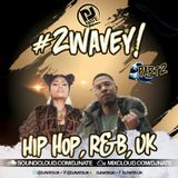 2WAVEY! Hip Hop R&B UK 2018 Mix #2 @DJNateUK