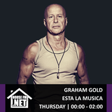 Graham Gold - Esta La Musica 13 JUN 2019