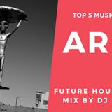 AREA 51 FUTURE HOUSE, EDM MIX 19.6.2 BY DJ FEMIX