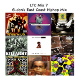 LTC Mix 7 - G-don's 90s East Coast Hip-Hop Mix
