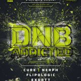 DNB ADDICTED #18 Full set