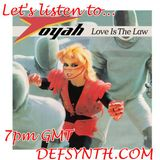 Let's listen to: Toyah - Love is the law