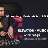 Elevation - Music with Feeling Feb 4th, 2019 The Ground Radio Show by Yogi