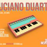 2° Programa Sonidos Inesperados: Luciano Duarte 19-8-14