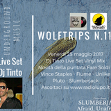 Wolf Trips #11 - 19 maggio 2017 - Special Guest Dj Tinto Giante '90 dance mix with vinyls