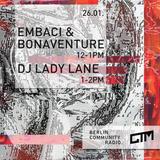 DJ Lady Lane 26.1.17