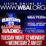 HAITIAN ALL-STARZ - WBAI 99.5 FM - EPISODE #1-01-06-16 - WORLD PREMIERE!!!!!