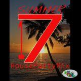 Summer 17 House Party Mix - DJ G Magic Toast