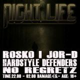 Rosko - Night Life (Promo Mix)