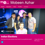 BBC Asian Network [Debate]: Indian Elections & Global Nationalism (May 2019)