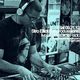 SCR Presents Stro Elliot (The Procussions)