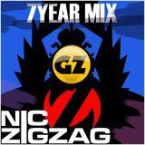 Nic ZigZag - 7 Year Mix