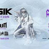 Cookie Monsta 2/08/18 Ninja Nation Tour, Boston, MA