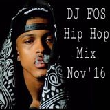 DJ FOS Hip Hop / RnB Mix NOV 2016 (Kanye West, Young MA, ASAP Rocky, Rihanna, Jeezy)